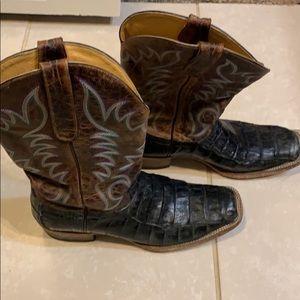 Black Caiman Women's boots
